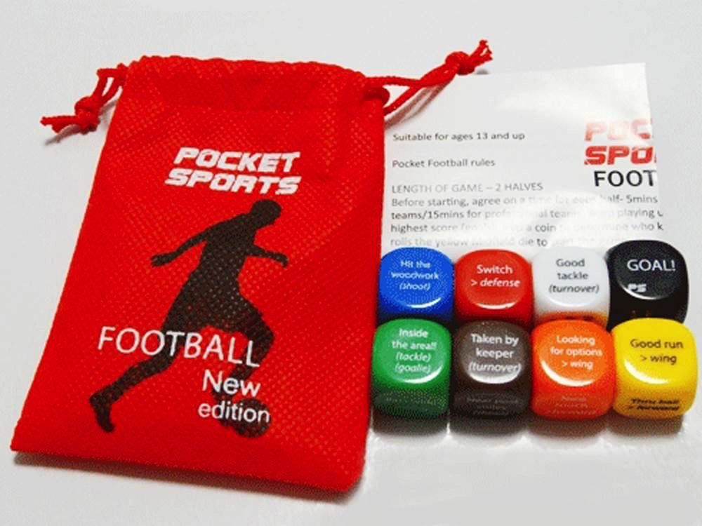 Australia POCKET SPORTS FOOTBALL(SOCCE