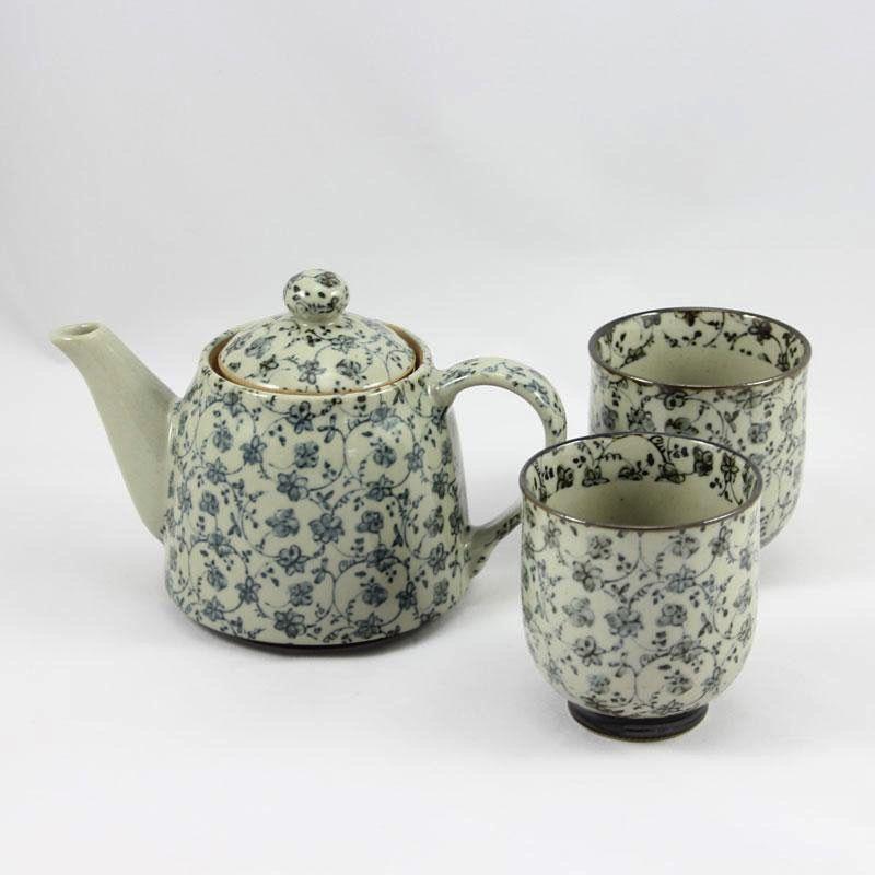 Australia Antique Kusa Straight Cup Tea for 2