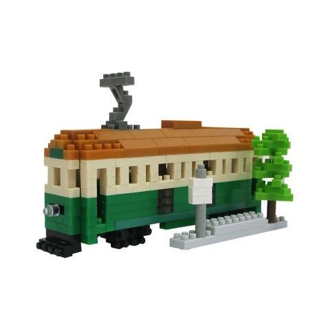 Australia Nanoblocks - Melbourne Tram