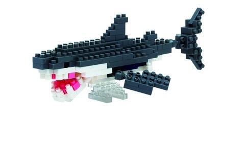 Australia Nanoblocks - Great White Shark