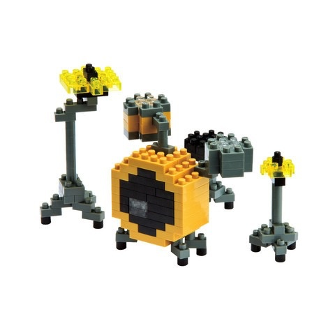 Australia Nanoblocks - Drum Set
