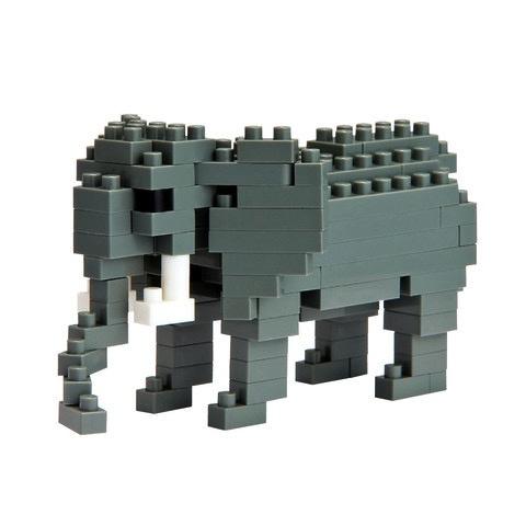 Australia Nanoblocks - African Elephant