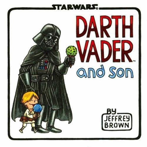Australia Darth Vader and Son