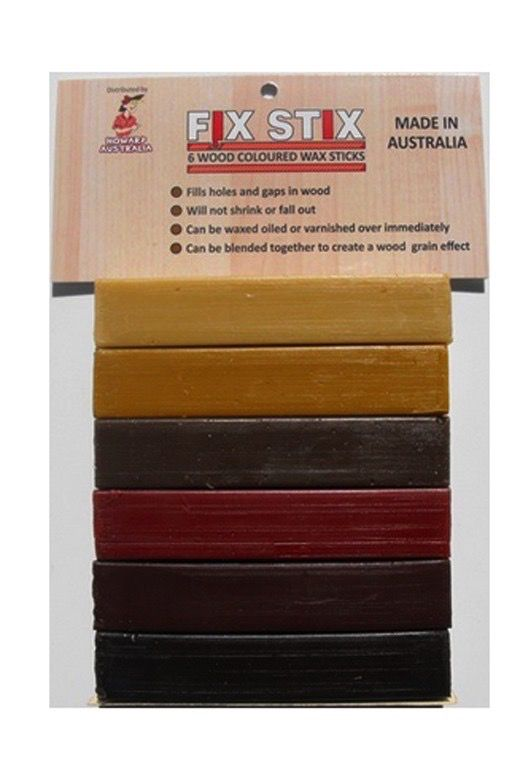 Australia Fix Stix Bundle of 6 (or $3 each)