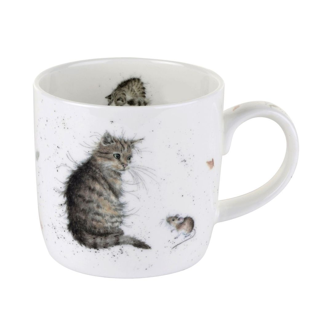 Australia W/DALE MUG CAT & MOUSE