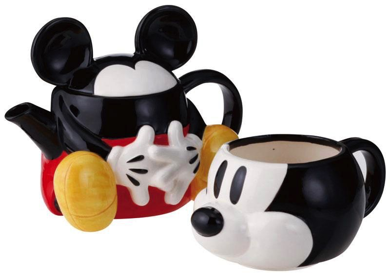Australia Mickey Tea For One Set