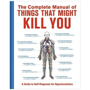 Australia Complete Manual of Things That Might Kill You