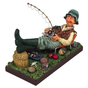 Australia FORCHINO - THE FISHERMAN 35CM