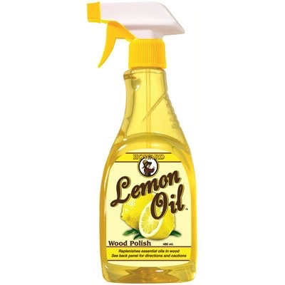 Australia Lemon Oil Wood Polish 480ml