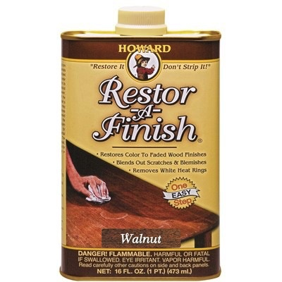 Australia Restor-A-Finish Mahogany 473ml