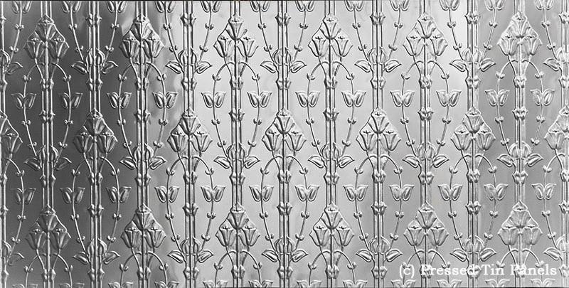 Australia Pressed Tin Lily 1800x900