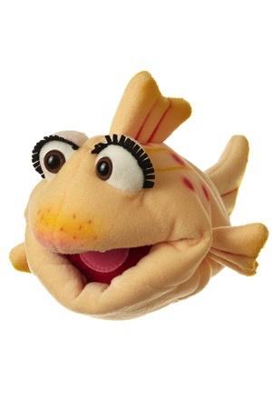 Europe FLUPSI FISH Living Puppets