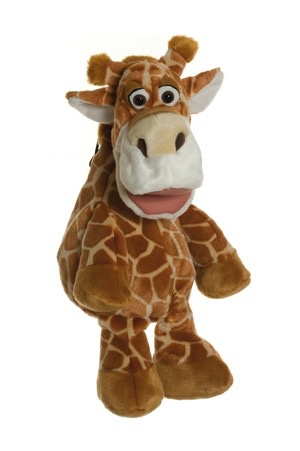 Europe GIRAFFE Living Puppets