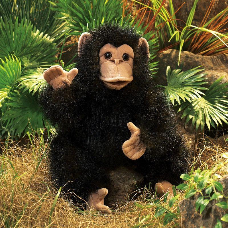Australia Baby Chimpanzee Puppet