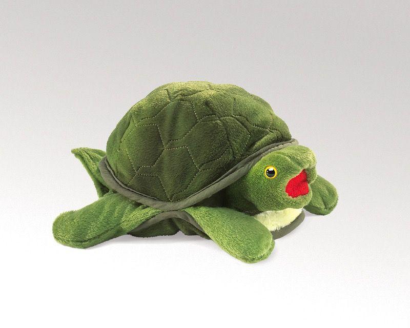 Australia Baby Turtle Puppet