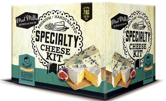 Australia KIT - Mad Millie Specialty Kit & Cultures