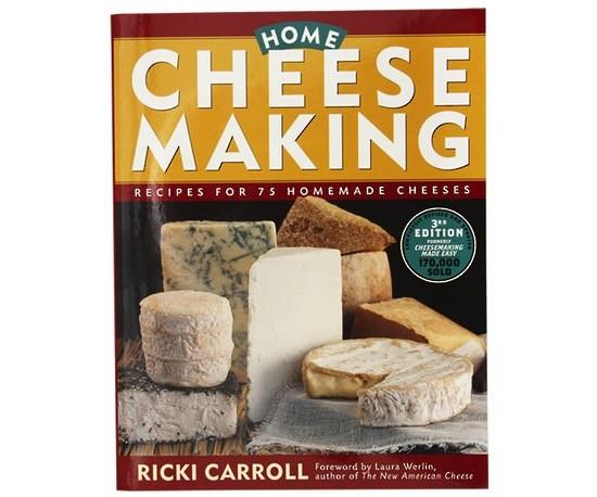Australia Book: Home Cheese Making by Carroll