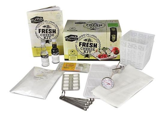 Australia Mad Millie Fresh Cheese Kit