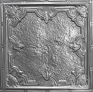 Australia Pressed Tin Forbes Single Square 600x600