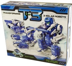 Australia T3 TRANSFORMING SOLAR ROBOT