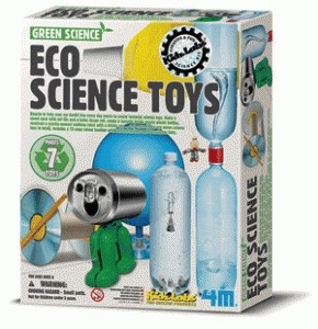 Australia K.L: ECO SCIENCE TOYS: GREEN SCIENCE