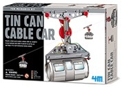 Australia TIN CAN CABLE CAR KIT