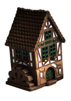 Europe German House Tealight - 067 R