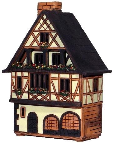 Europe German House Tealight - C 248 ar