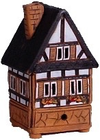 Europe German House Tealight - R 105