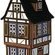 Europe German House Tealight - A 30 ar