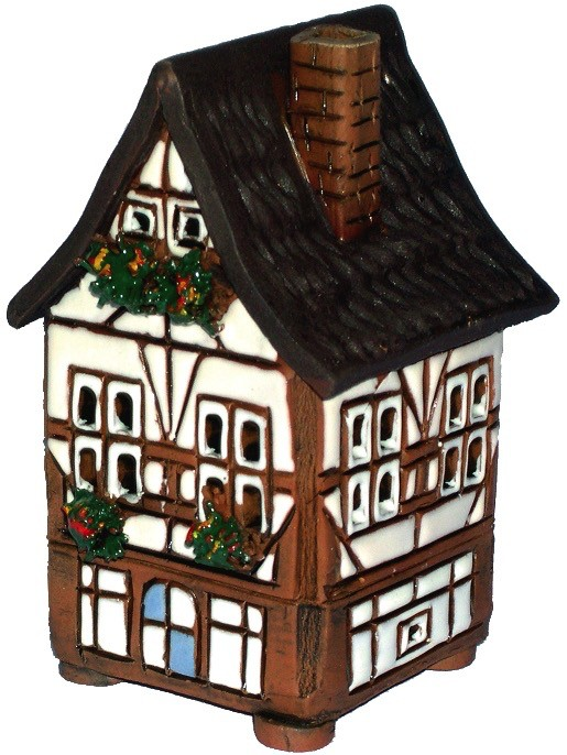 Europe German House Tealight - RAH 10