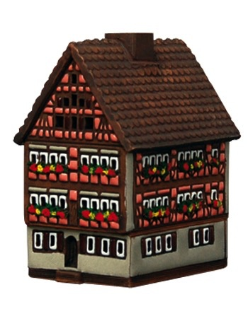 Europe German House Tealight - DKB 21 M