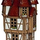 Europe German House Tealight - Rudesheim