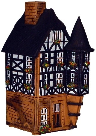 Europe German House Tealight - B 205 ar