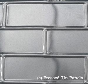 Australia PRESSED TIN- BRICK 900 X 1800
