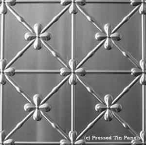 Australia Pressed Tin Clover 1800x600