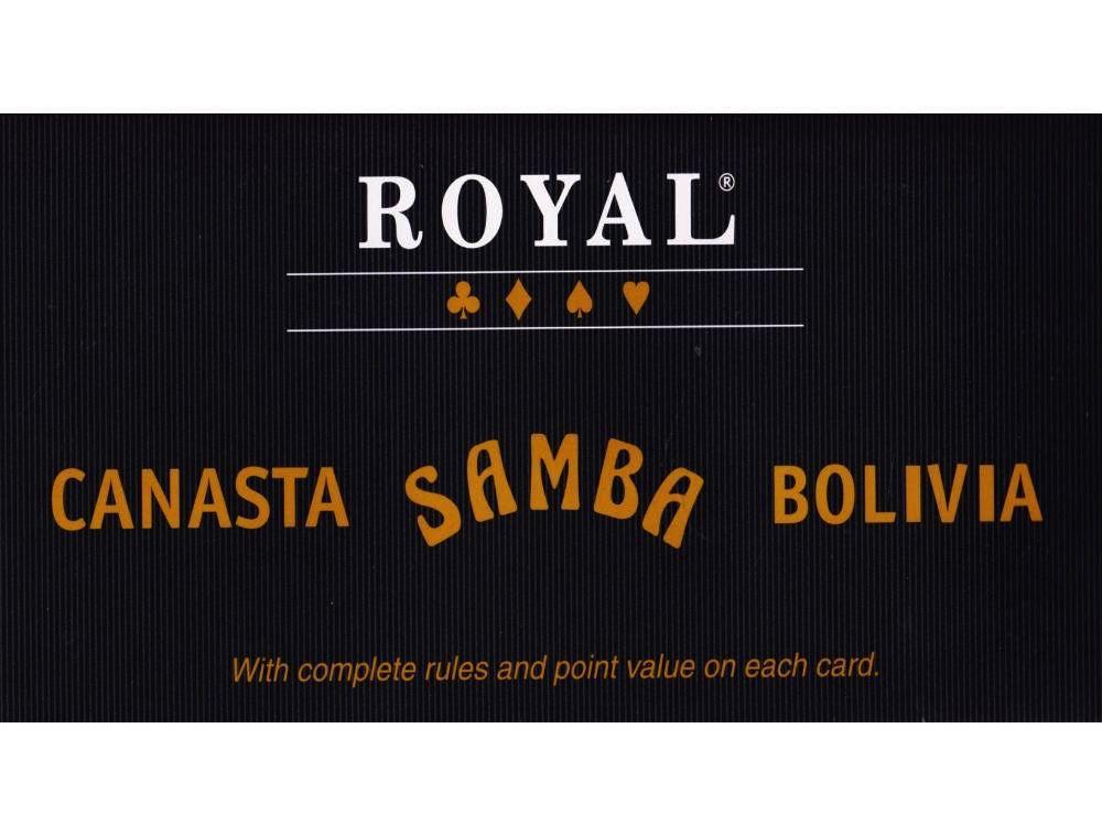 Australia ROYAL SAMBA CANASTA BOLIVIA