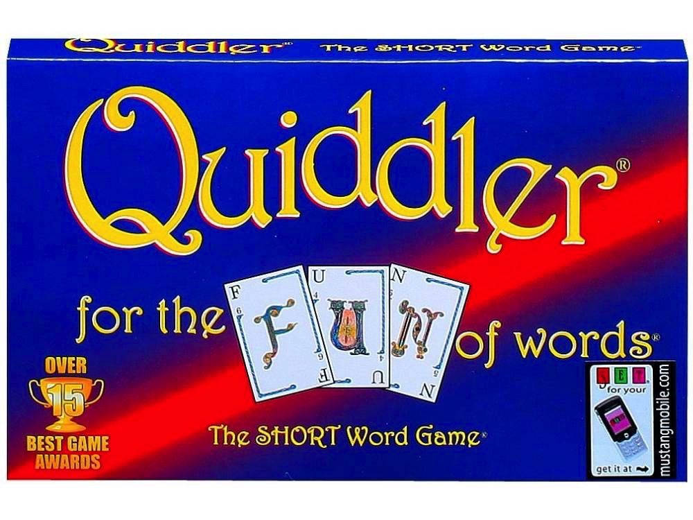Australia QUIDDLER CARD GAME