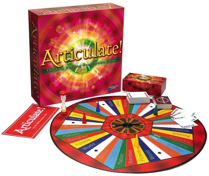 Australia ARTICULATE BOARD GAME