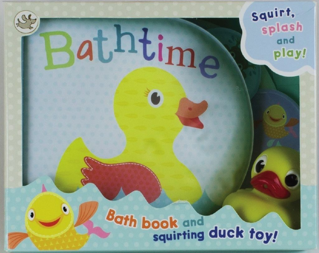 Australia LITTLE ME BATHTIME BOOK