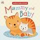 Australia MUMMY AND BABY SHAPE BOOK
