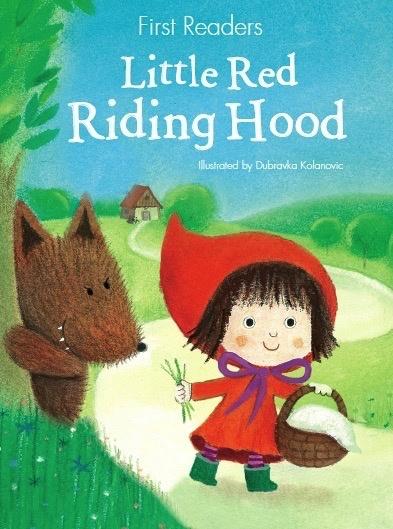 Australia LITTLE RED RIDING HOOD
