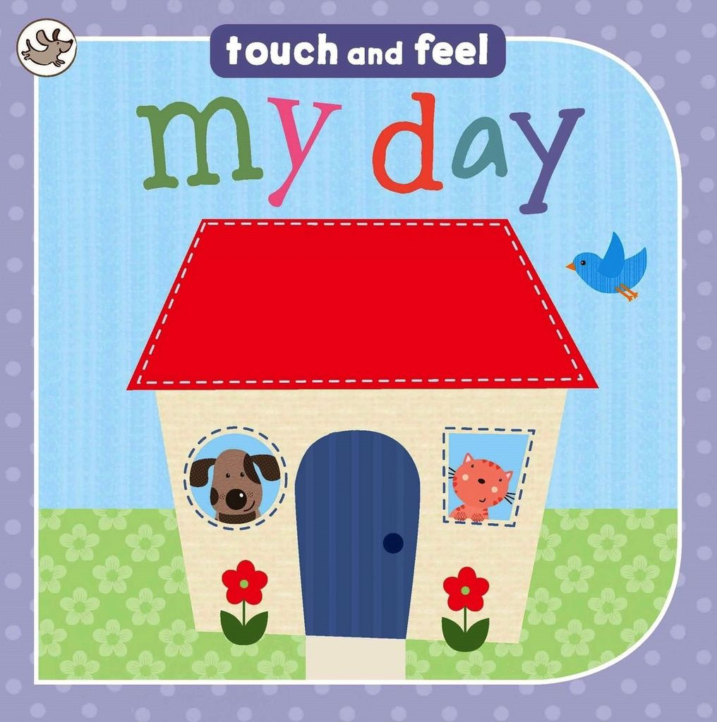 Australia MY DAY TOUCH & FEEL BOARD BOOK
