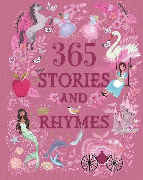 Australia 365 GIRLS STORIES AND RHYMES