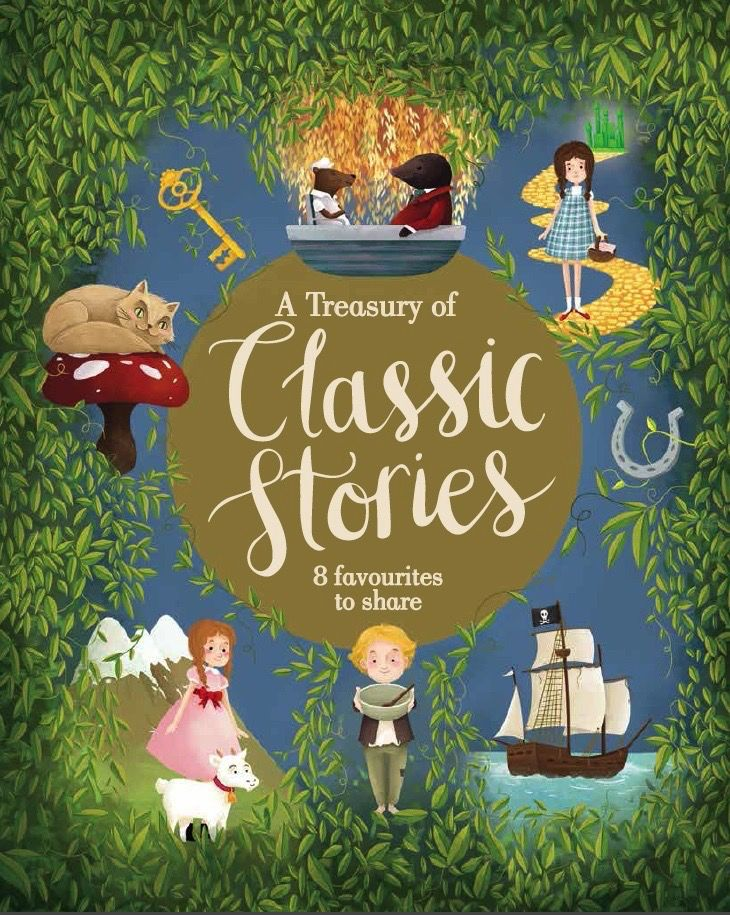 Australia A TREASURY OF CLASSIC STORIES