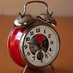 Europe Mechanical Alarm Clock Kit