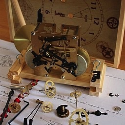 Europe Mechanical Pendulum Kit