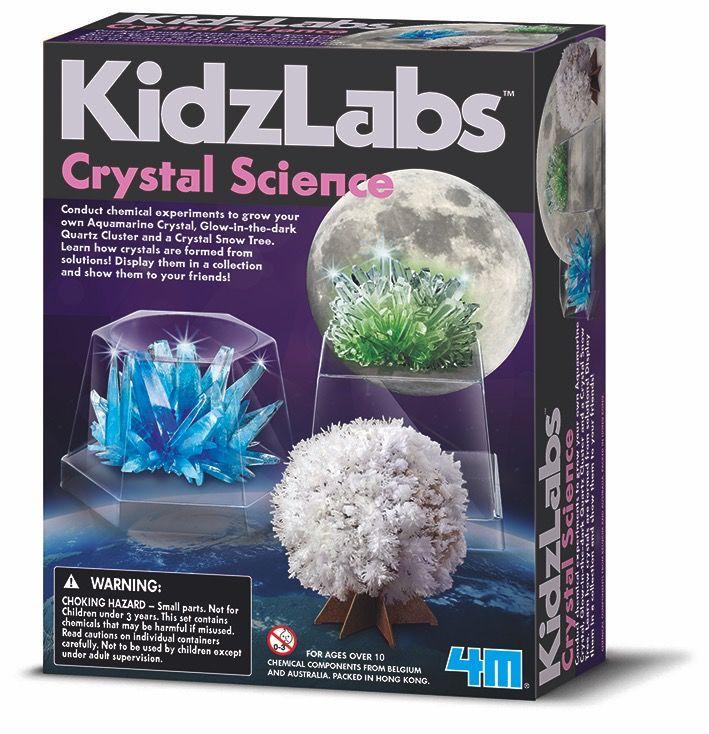 Australia K.L.:CRYSTAL SCIENCE