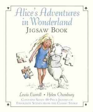 Australia Alice's Adventures In Wonderland: Jigsaw Book