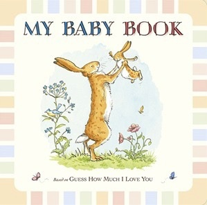 Australia Guess How Much I Love You: My Baby Book